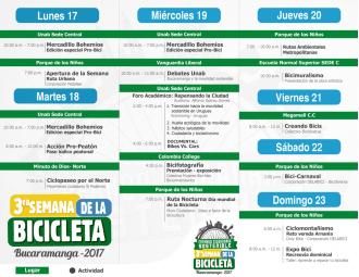 Cronograma-SemanaBicicleta2017-2